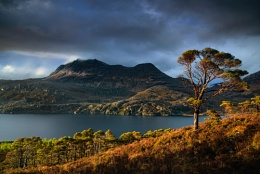After The Squall - Slioch