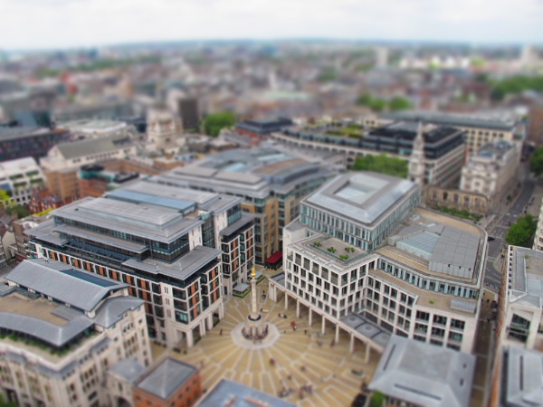 Tiny London by emmaK22