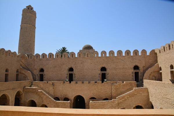 Ribat in Sousse by richardCJ