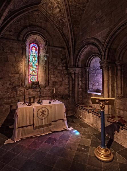 Private Chapel Dover Castle by carper123