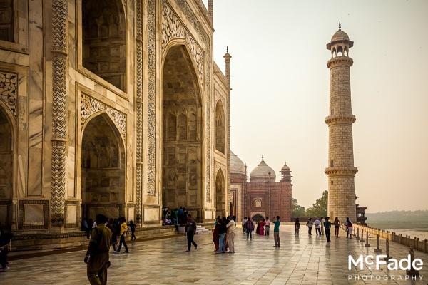 Taj Mahal by ade_mcfade
