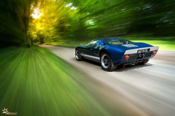 Classic Drive by MattB1987