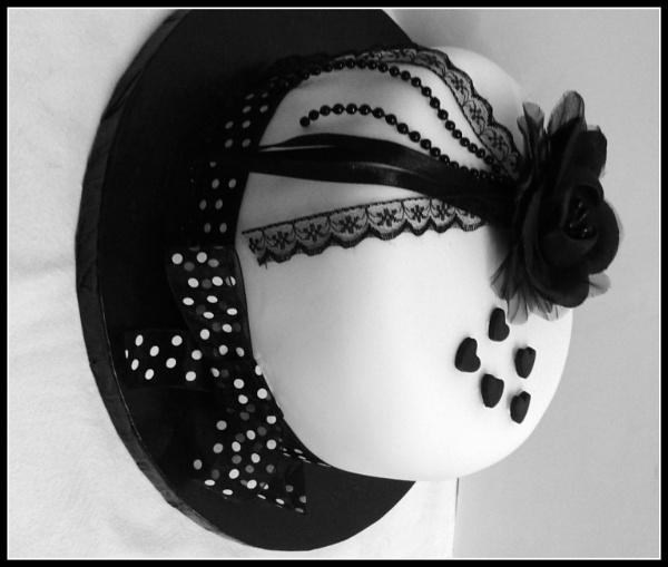 Jennifer\'s 60th Birthday cake. by pentaxpatty