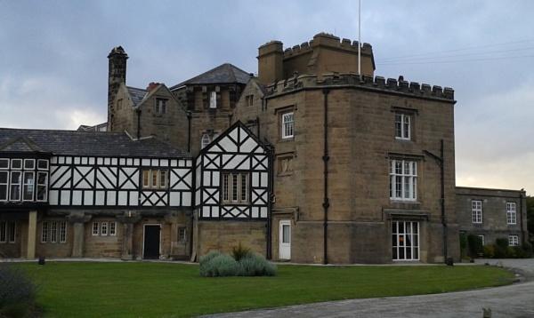 Leasowe Castle. by pentaxpatty