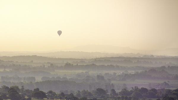 Early morning flight by peterjay80