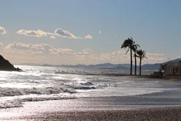 Puerto De Mazarron Spain.