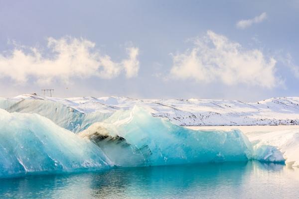 Jokulsarlon Glacier Lagoon by SueLeonard