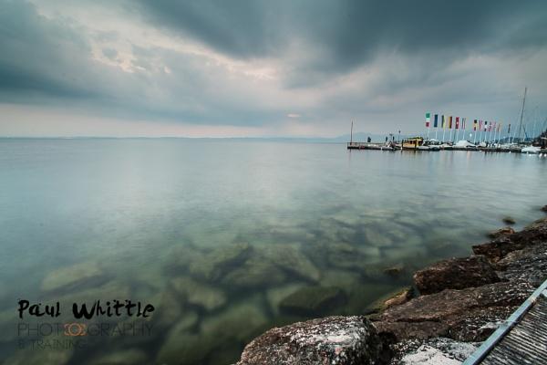 Bardolino, Lake Garda by PWhittle