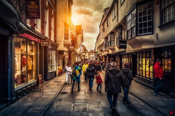 York - Stonegate by kyleparr