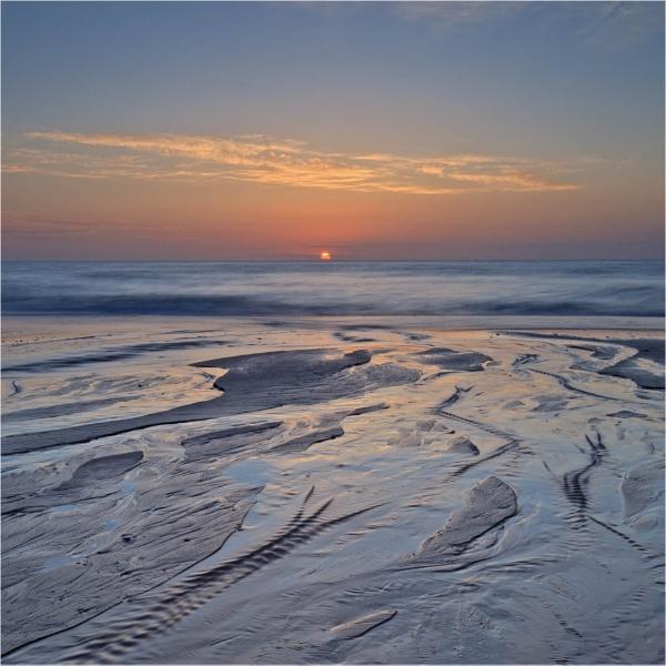 Subtle Sundown by MrBlueSky