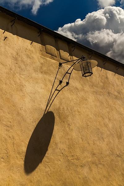 Lamp&its shadow by xwang