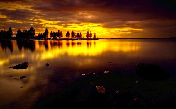 Rocks of gold... by Jou©o