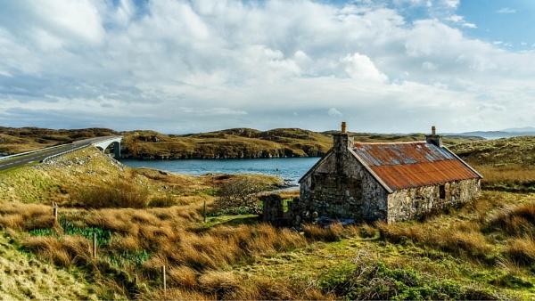 Isle of Scalpay View by milo42