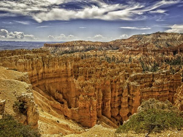 Bryce Canyon by gajewski