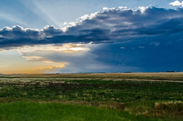 Buffalo Pound Sunset by Marty_Woodcock