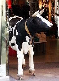 Milkman is late
