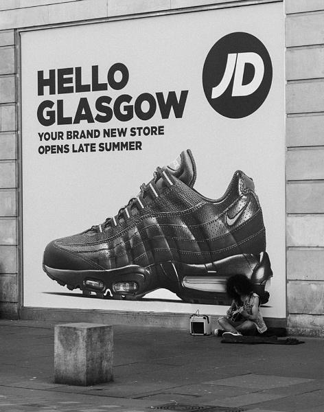 Hello Glasgow