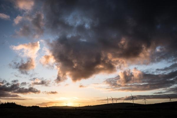 Irish skies by PWhittle