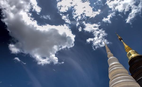 Sacred Sky by jonathanbp