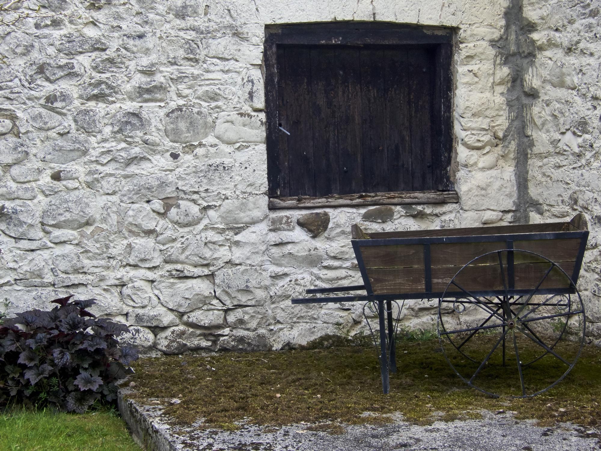 Disserth Farmhouse