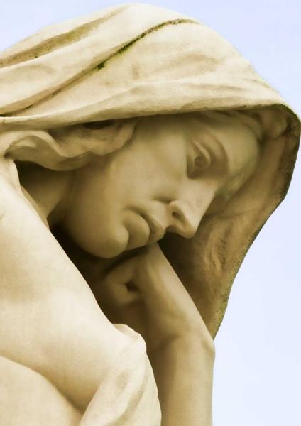 Such Sorrow by jester1812