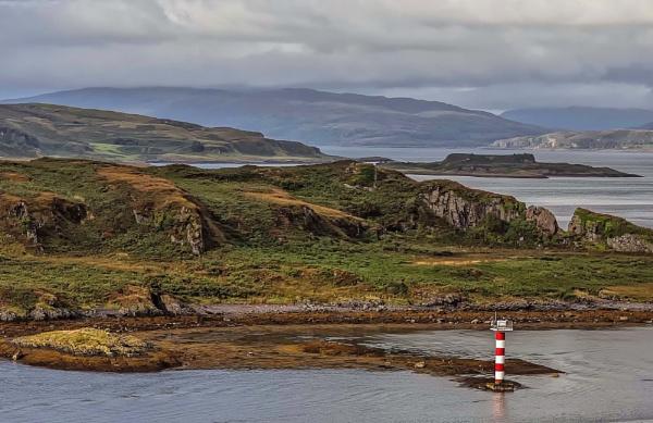 Oban, Scotland by HUFC