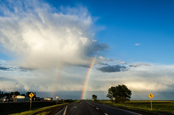 Double Rainbow by Marty_Woodcock