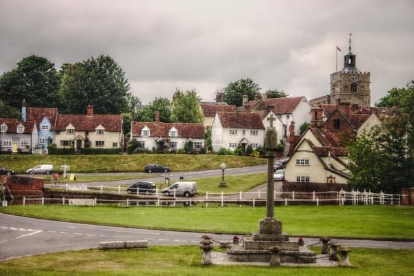 Finchingfield by ttiger8