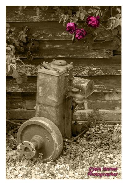 Pump n\' Roses by IainHamer