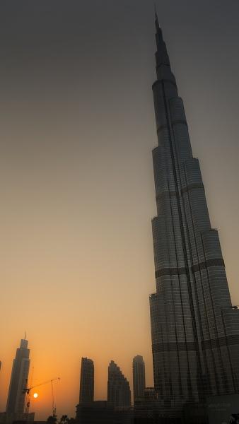 Burj Khalifa by AndrewAlbert