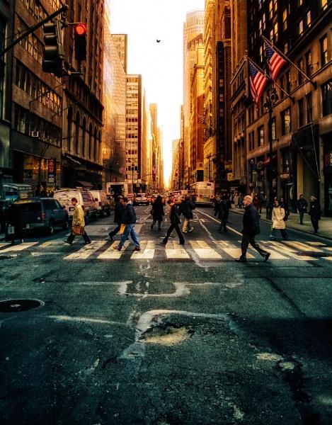 New York Street by kyleparr