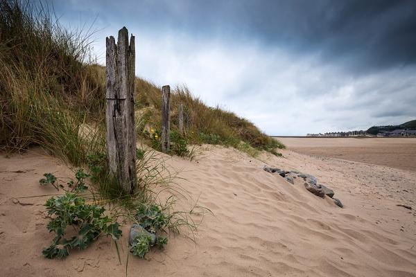 Barmouth Beach by baker58
