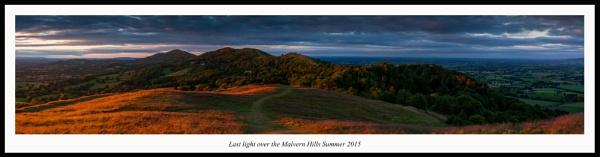 Last light on the Hills... by J_Tom
