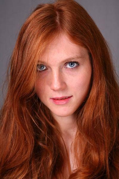 Redhead by SteveBaz
