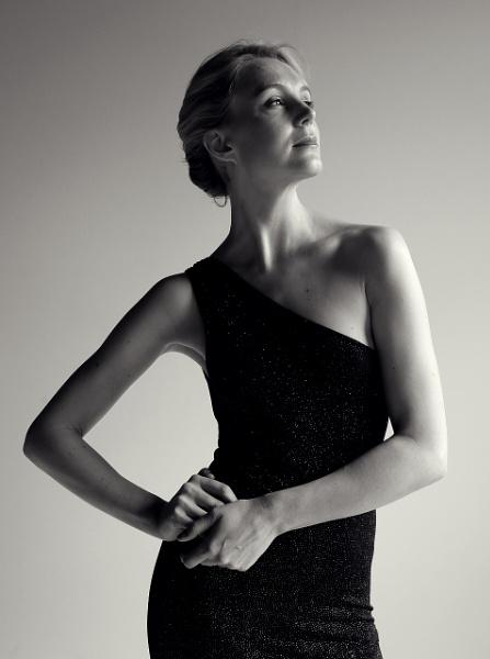 Fashion Portrait by SteveBaz