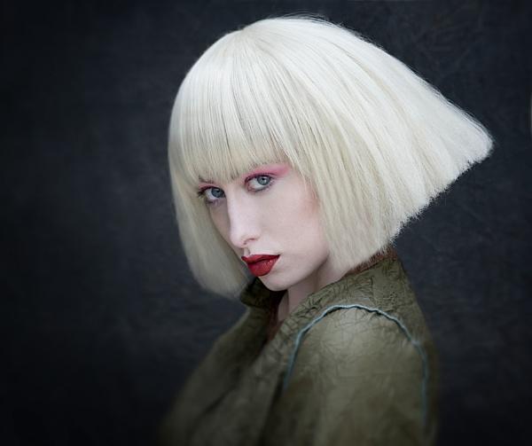White hair by kenp666