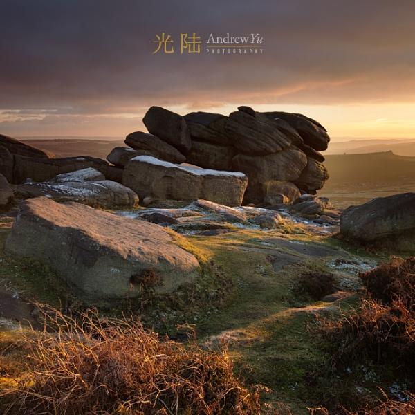 Shelter Rock, Peak District by awhyu