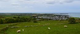 Looking towards Nefyn and Porthdinllaen