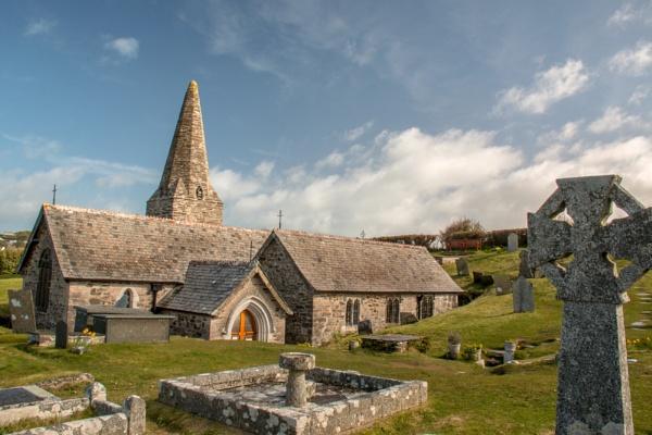 St Enodoc Church by jrcleave77