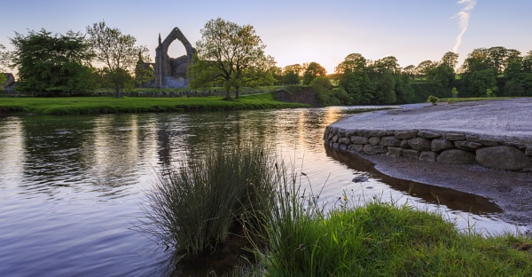 Across the Wharfe by Philpot