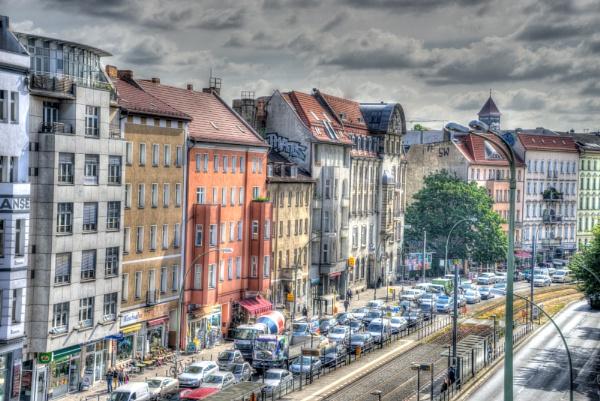 Torstraße, Berlin (HDR) by ubaruch