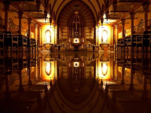 church by jamesthalakottur
