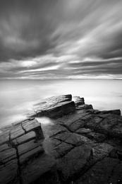 Long exposure monochrome