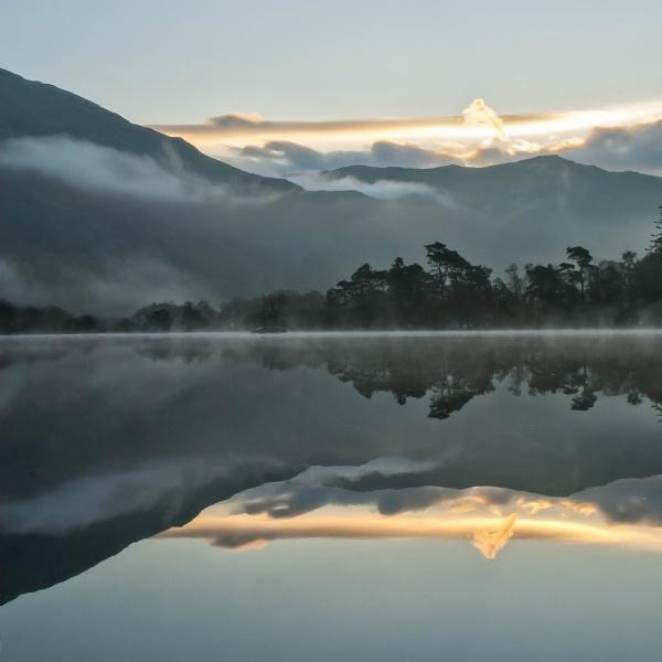 First light at Ullswater by davidb