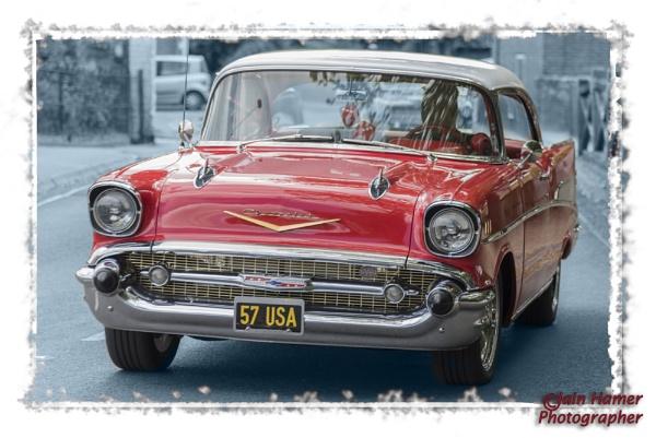 57 Chevy by IainHamer