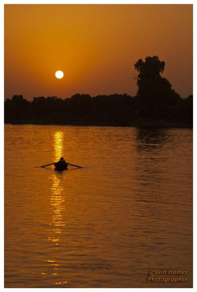 Fishing the Nile by IainHamer