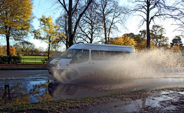 Water- Splash by helenlinda