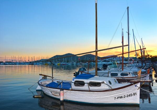 Port Of Alcudia