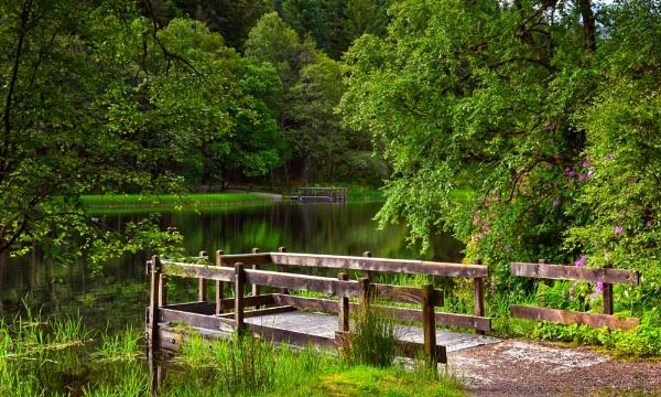 Glencoe Lochan, Glencoe, Scotland by wulsy