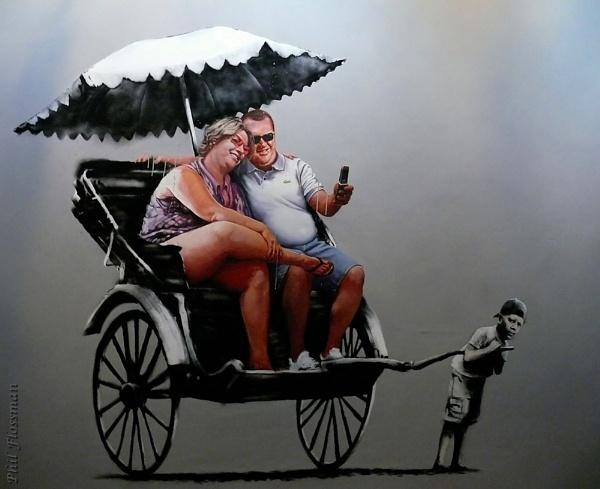 Tourists by gonedigital62